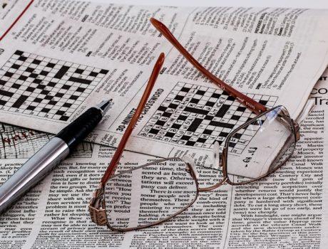 """Use it or lose it"": mit Kreuzworträtseln gegen den kognitiven Abbau?"