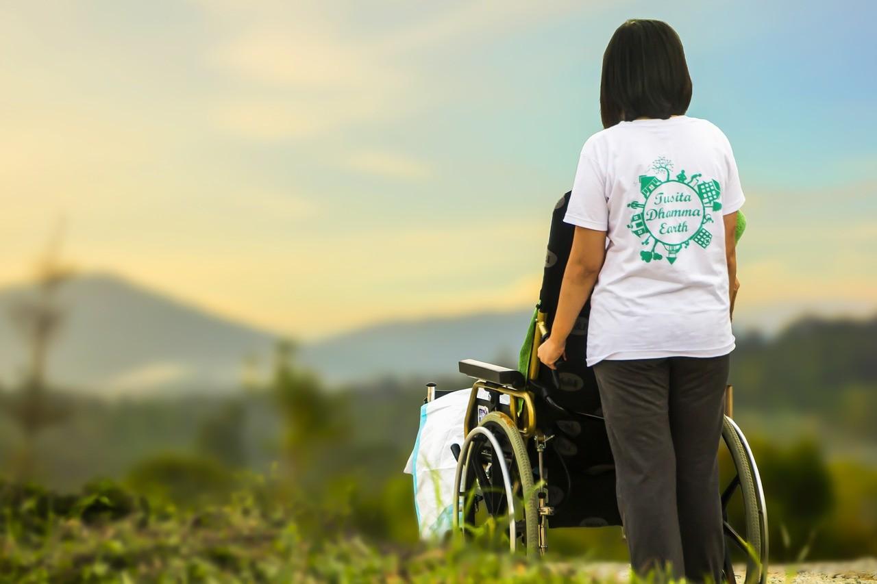 Pflegende Angehörige nutzen selten Unterstützungsangebote