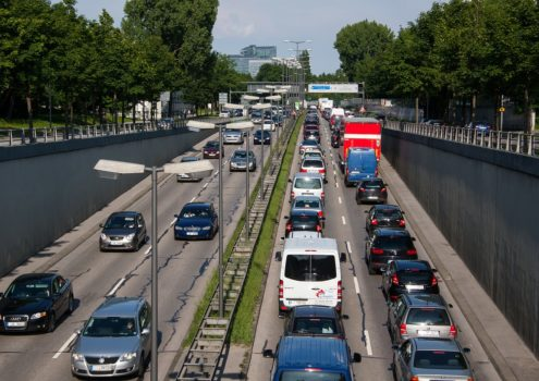 Luftverschmutzung und Demenz