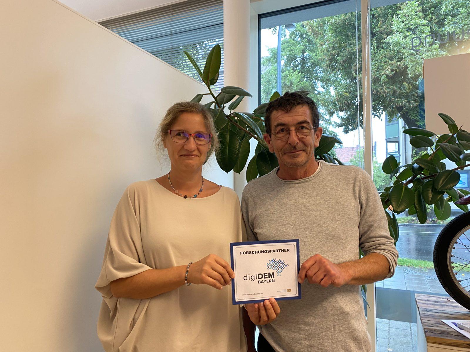Tabitha Licht und Thomas Stingl, TnT GmbH