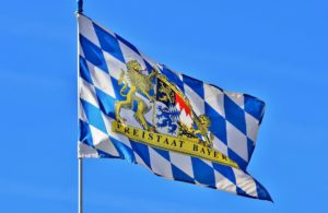 Bayerische Landesfahne