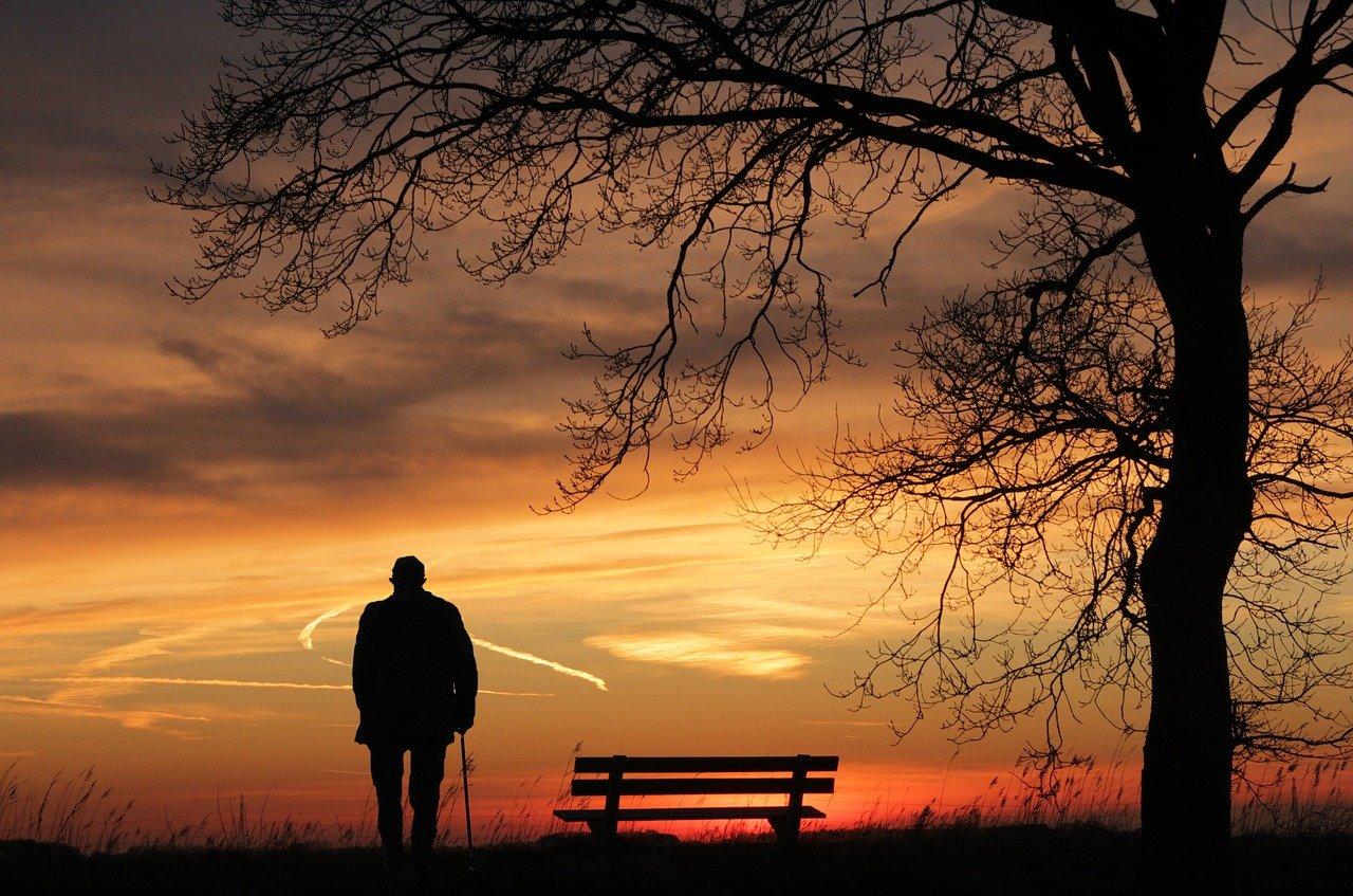 Einsamkeit erhöht das Demenzrisiko
