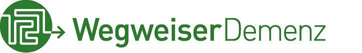 Logo: Wegweiser Demenz