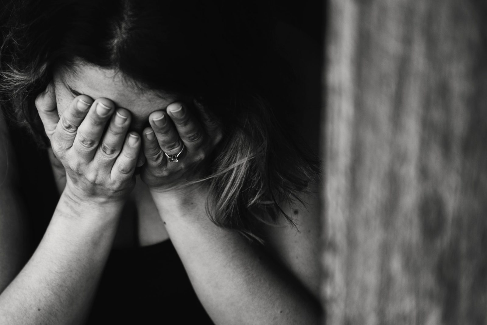 Pflegende Angehörige leiden häufig unter Angstzuständen