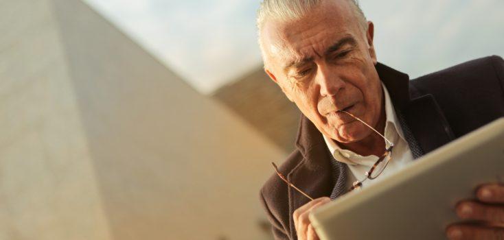 Soziale Teilhabe via Smartphone und Tablet