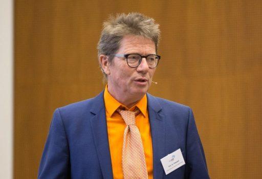 Prof. Dr. Hans-Ulrich Prokosch, Leiter des Lehrstuhls für medizinische Informatik