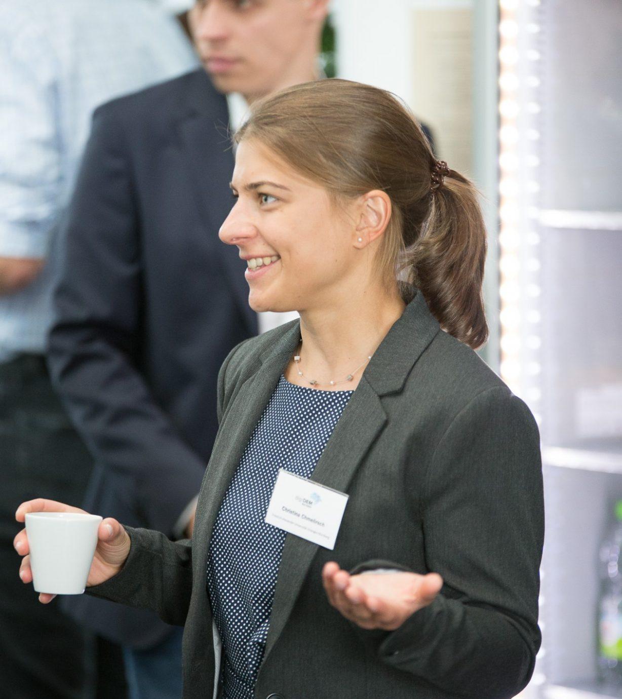 Christina Chmelirsch, MM. Sc.