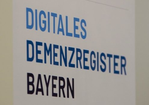 Vortrag: Das Digitale Demenzregister Bayern