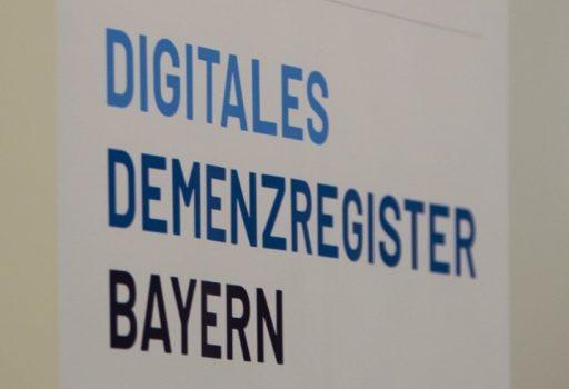 digiDEM Bayern: Logo und Schrift