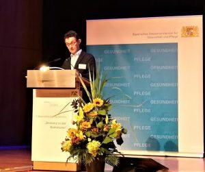 Professor Elmar Gräßel, Leiter für Medizinische Versorgungsforschung am Universitätsklinikum Erlangen